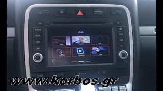Porsche Cayenne oem multimedia Dynavin N7-PC www.korbos.gr
