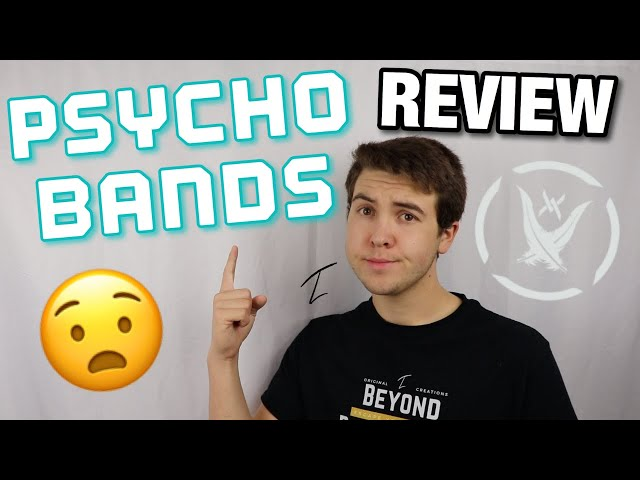 Psycho Bands by Dr. Cyril Thomas and Sky Member Presents  - Magic Trick Review