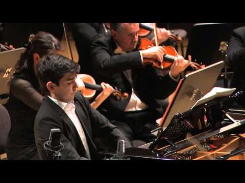 Beethoven Triple Concerto, II Largo