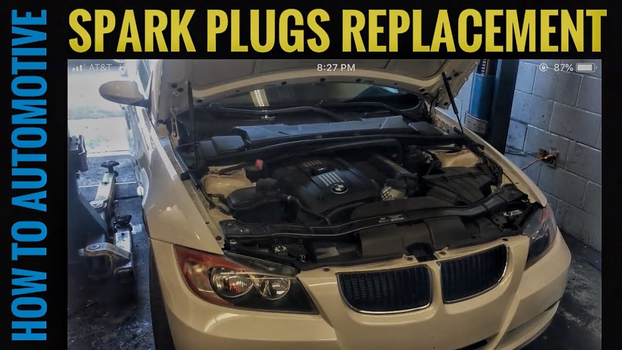 How to Replace the Spark Plugs on a 2008 BMW 328i with a N51 3 0 L Engine