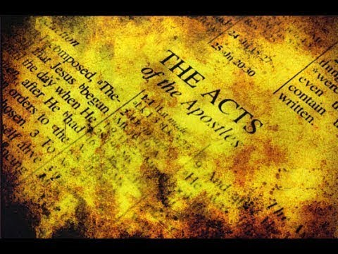 """Acts of The Apostles: Chapter 10 Pt. 2 """"Peter's Vision Interpreted/Explained"""""""