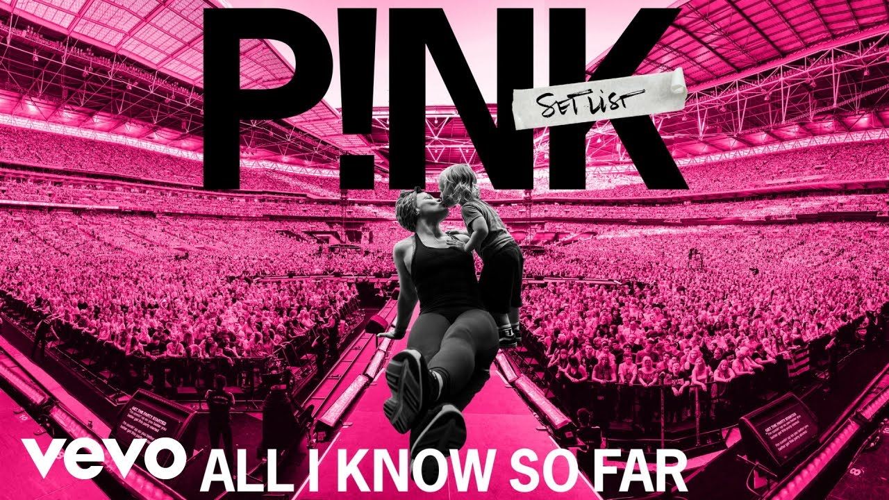 Download P!NK - F**kin' Perfect (Live (Audio))