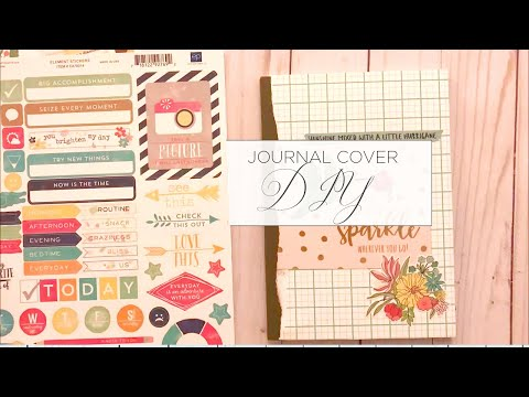 Elevenses with MZ Ep 26 - A Notebook Planner DIY