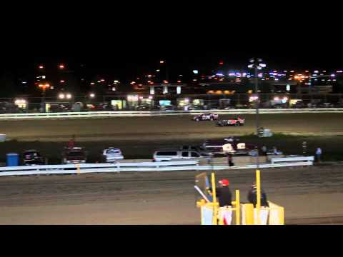 EWSC Racing IMCA Sport Mod Feature 8/22/2012