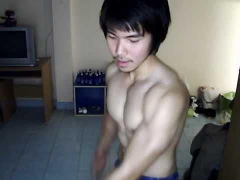เล่นกล้ามไหล่ที่บ้านก็ได้กล้าม By Tejin