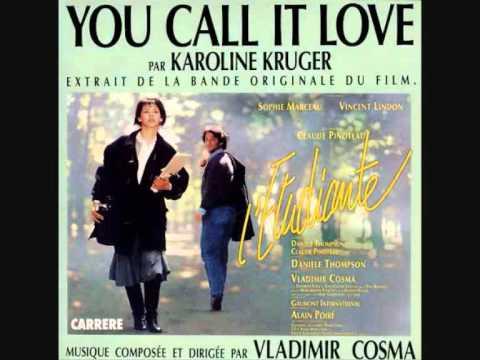 You Call It Love (L'étudiante) poster