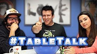 Table Talk: Comic Book Movies Gettin' Dirty & Fav Super Powers!!