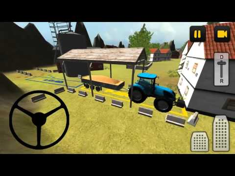 Tractor 3D Grain Transport Android Games