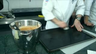 Торт 'Черный лес' Бруно Пастерелли
