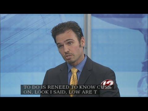 Newsmakers 9/30/2012: Ian Prior, Carlos Tobon