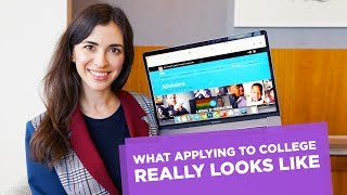 Watch this before starting your application (Get Accepted to Your Dream University Part #7)