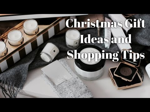 Christmas Gift Ideas And Shopping Tips