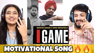 GAME | Sidhu Moose Wala | Shooter Kahlon | REACTION | The Tenth Staar