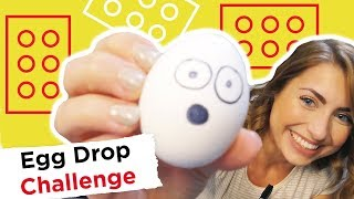 LEGO Egg Drop Challenge – REBRICKULOUS