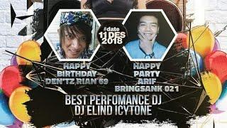 DJ ELIND IYCTONE TERBARU !!!+HAPPY PARTY MADU MADURA CREW LIVE IN STADIUM NIGHT CLUB