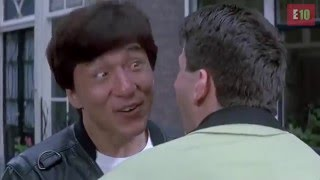 Top 10 Funny Fight Scene Jackie Chan COMEDY