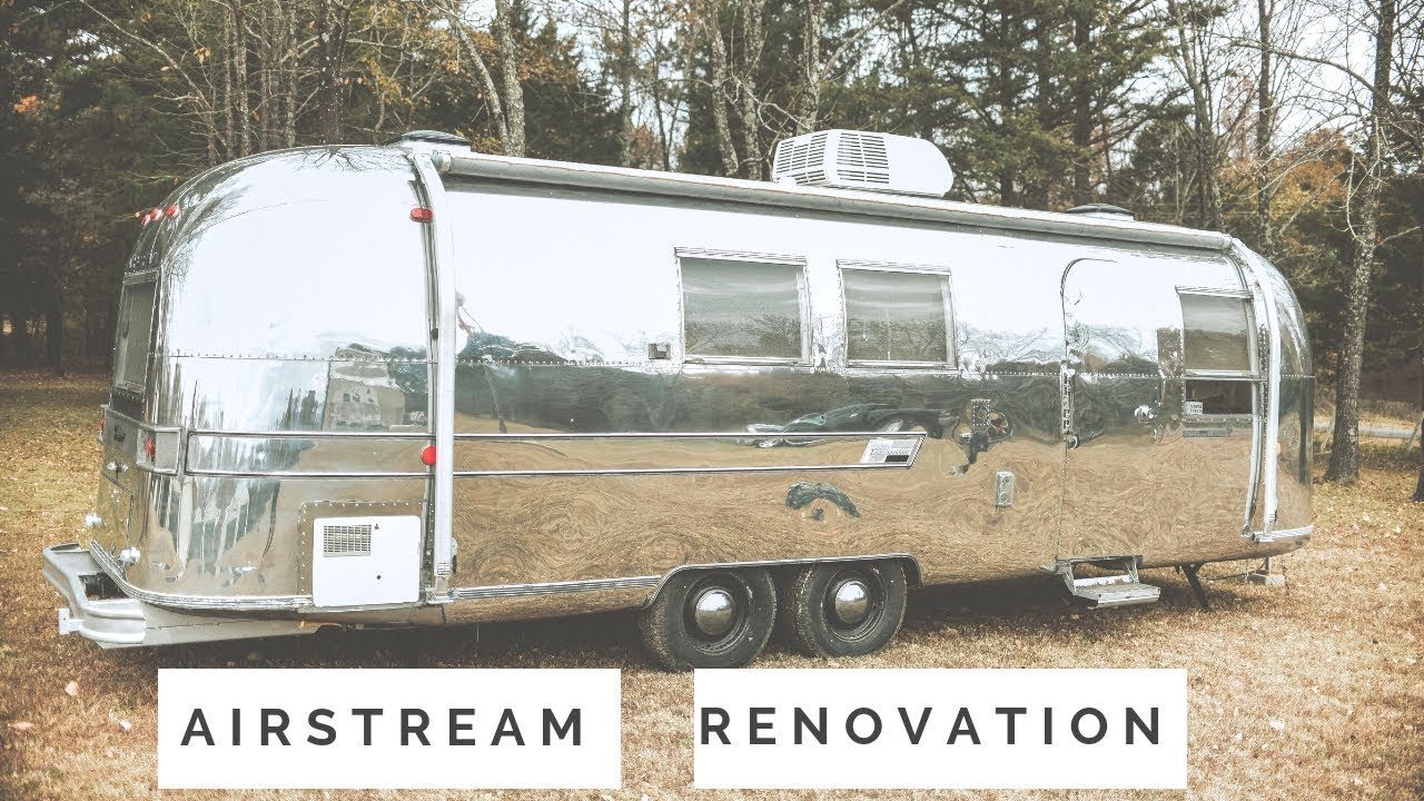 Airstream Caravan Vintage full tour of our vintage airstream renovation | 1968 magdalene project (for  sale)