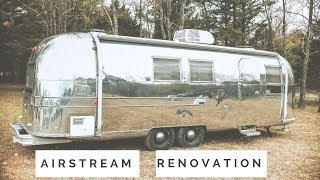 Full Tour Of Our Vintage Airstream Renovation | 1968 Magdalene Project For Sale