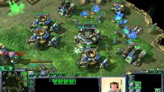 Blue Flame Hellions for Mobile Harass - Masters TvT - Starcraft 2 HotS