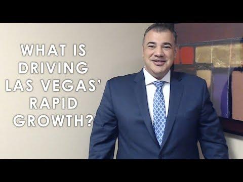 Las Vegas Real Estate: Why is Las Vegas growing?