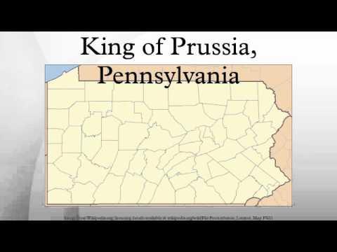 King of Prussia, Pennsylvania