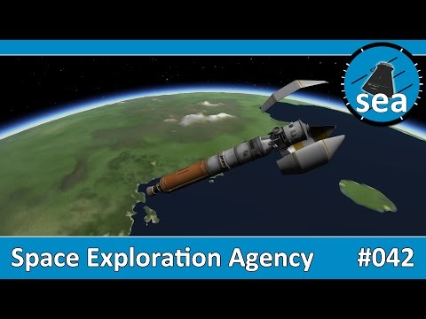 Space Exploration Agency - #042 - Preparing the next fuel delivery