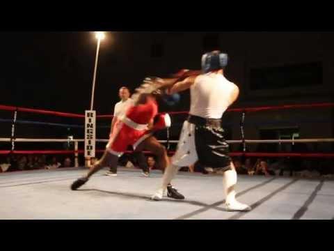 Coleman Mills Jared Jimenez Fight Night XIV Bermuda March 10 2012
