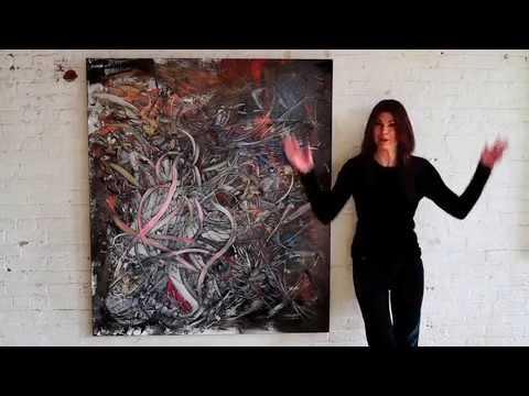 Sara Conca Artist Interview Short