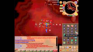 Blood Barrage vs Burst- Efficiency Comparison at Abyss [Runescape] (Legacy Mage Training) 2014