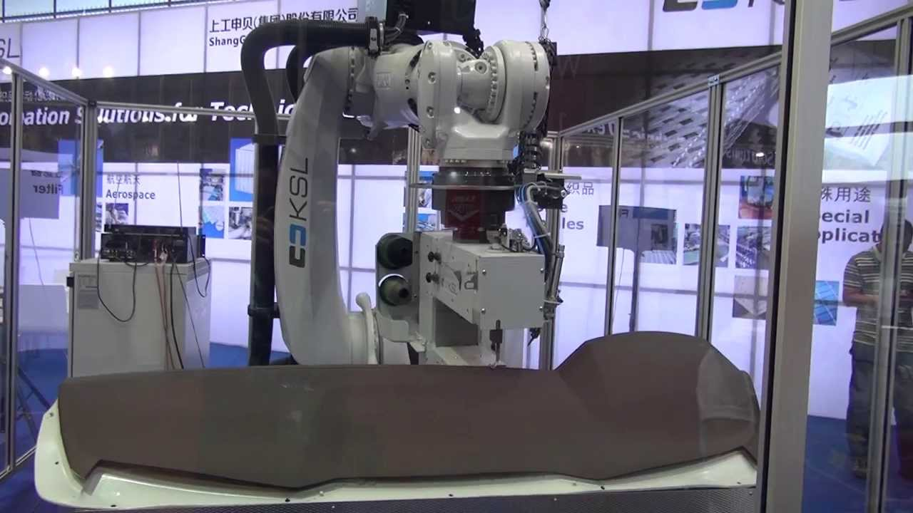 robotic machine