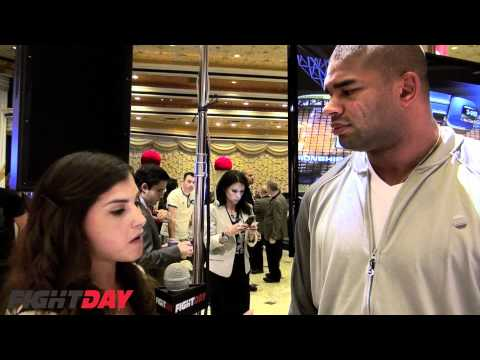 Alistair Overeem UFC 146 Press Conference Video Interview
