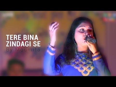 Tere Bina Zindagi Se Koi Shikwa To Nahin | Aandhi 1975 Songs | Lata Mangeshkar, Kishore Kumar