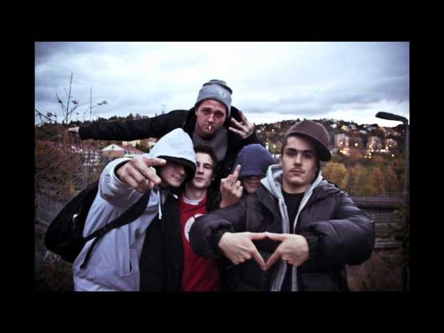 Tredjestanden -Hardcore Plantshit Mixtape (Promo Video 2011)