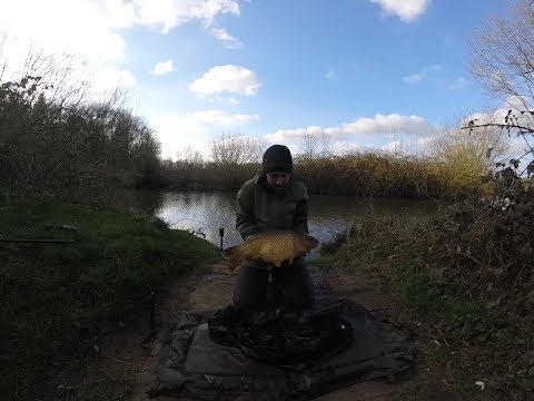 Carp Fishing At Church Farm Fishery's