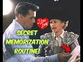 I Love Lucy!--Secret Memorization Routine!!--How Lucille Ball Memorized the Script?