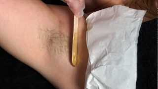 Warm Waxing Techniques - Under Arm Thumbnail