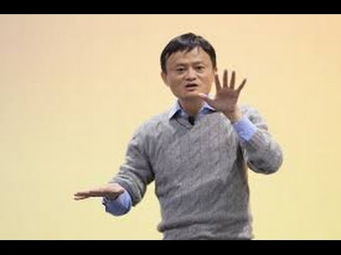 Jack Ma Speech To The Economic Club Of New York: The Experience Of Chinese Billionaires