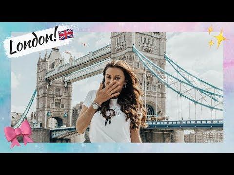 LEUKSTE PLEKJES IN LONDEN! 🤩 | JORIEN TILSTRA | VLOG #24