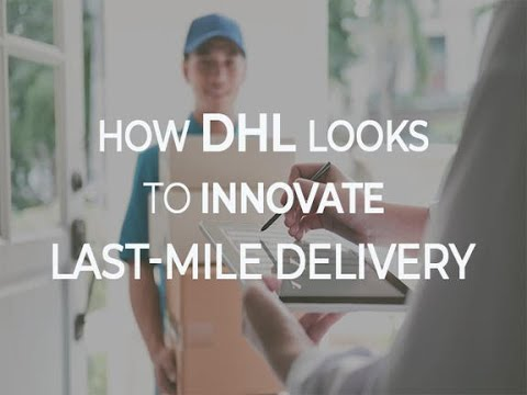 How DHL looks to innovate last-mile delivery | ZDNet
