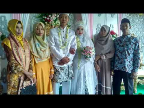 My wedding, ya asiqol mustofa by nissa sabiyan