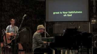 Matt Maher Your Grace Is Enough Live At St. Thomas The Apostle Church