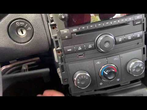 How To Retain Chimes And Add USB/AUX Ports After A Cluster Swap In A Pontiac G6.