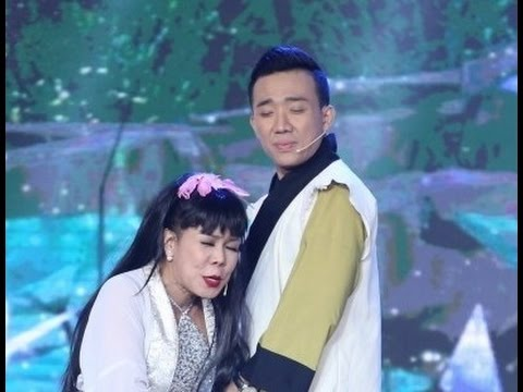 Trấn Thành, Việt Hương làm Dương Quá, Tiểu Long Nữ