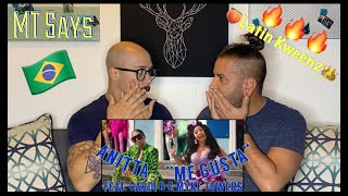 "Anitta ""Me Gusta"" (Feat. Cardi B & Myke Towers) [Official Music Video] - (REACTION) #Anitta #CardiB"