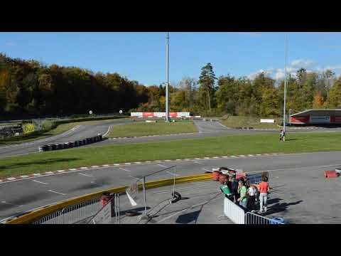 Ruben Hügli Karting in Lyss