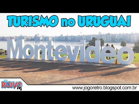 TURISMO - Montevideo (Estádio Centenário) / Punta del Este / Colonia del Sacramento