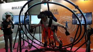Vitruvian Virtual Reality - the Vitruvian Game at Sps Ipc Drivers Italy 2018