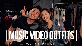 """Brand New"" Music Video Outfits 