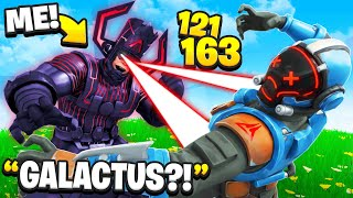 I Pretended To Be GALACTUS in Fortnite.. (Shadical)