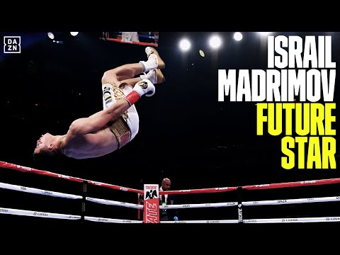 Israil Madrimov's Incredible Footwork & Technique Is A Sight To Behold